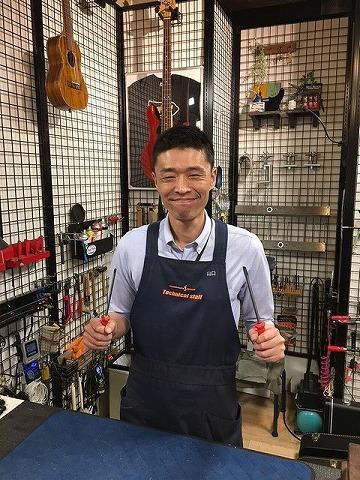 島村楽器 大宮店 山口