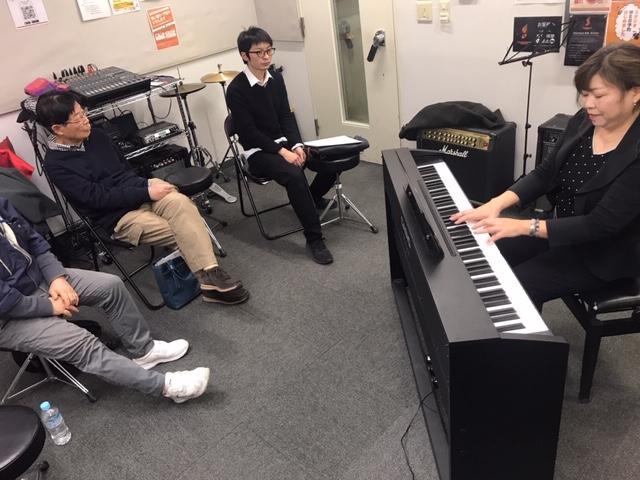 ピアノサロン 交流会