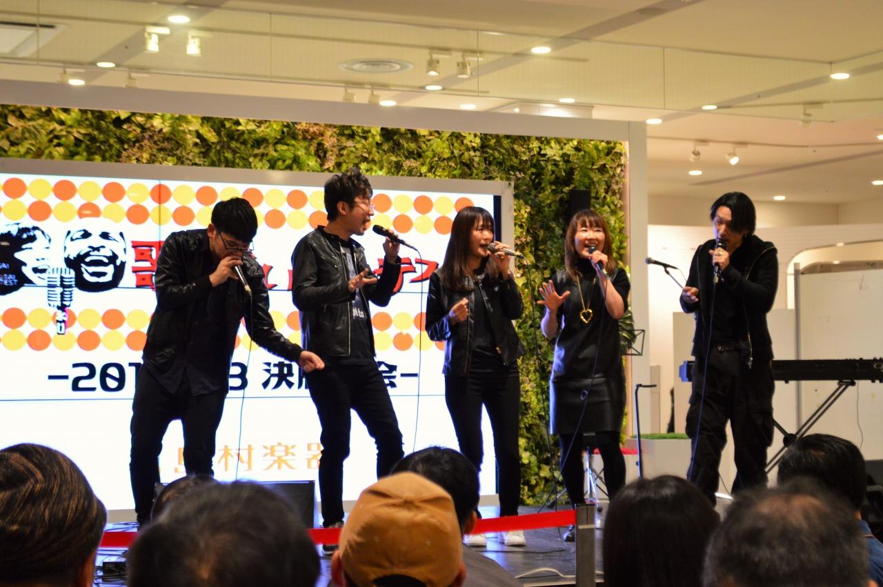 Shine ライブ写真