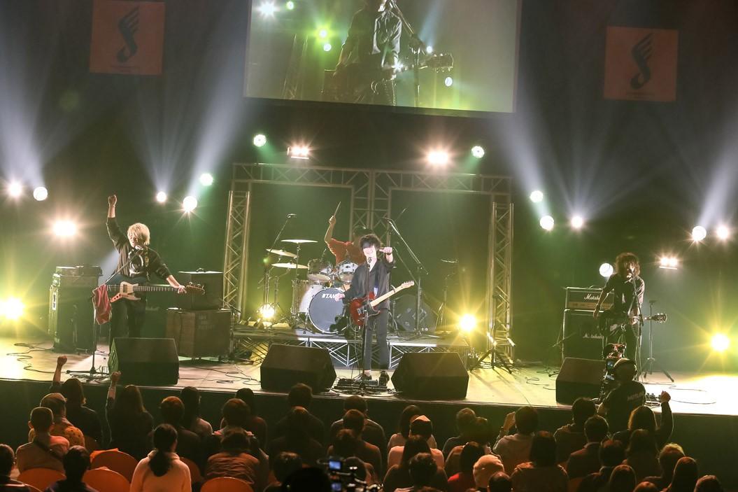 HOTLINE2017 JAPAN FINALの様子
